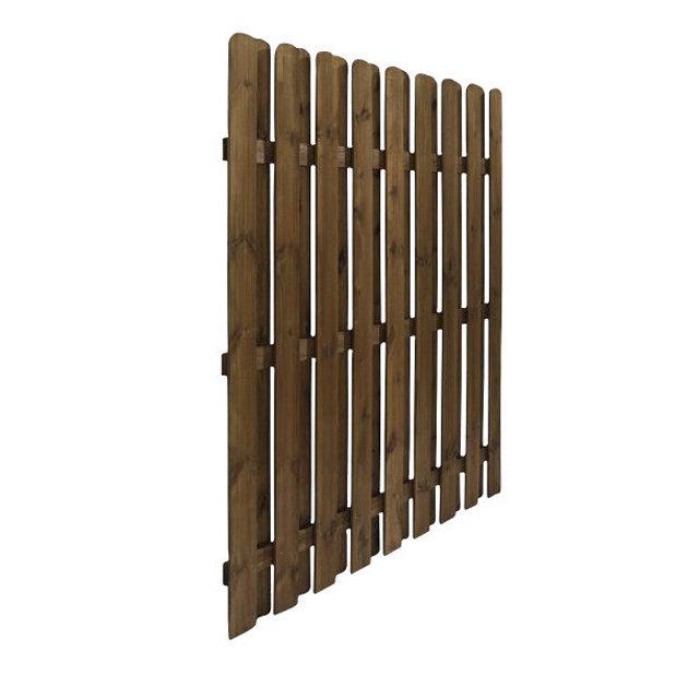 Panneau bois amsterdam l 180 x h 180 cm castorama for Castorama panneau bois