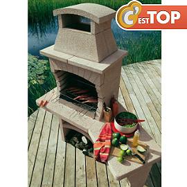 barbecue castorama tous les objets de d coration sur elle maison. Black Bedroom Furniture Sets. Home Design Ideas